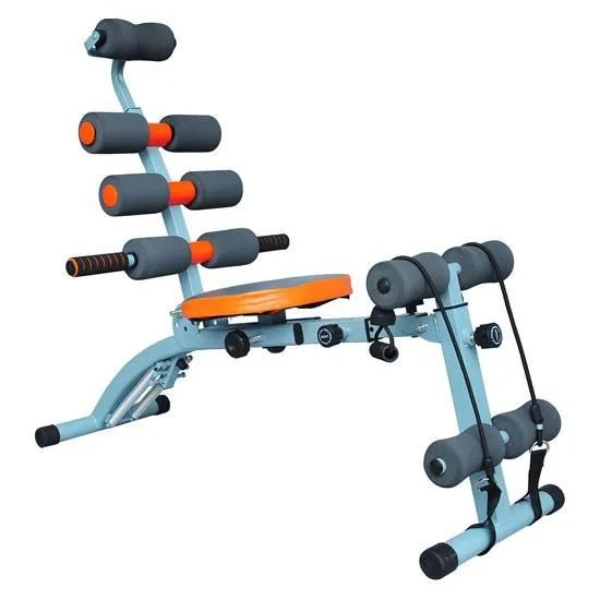 Appareil Dentrainement Musculation Fitness Dos Reins