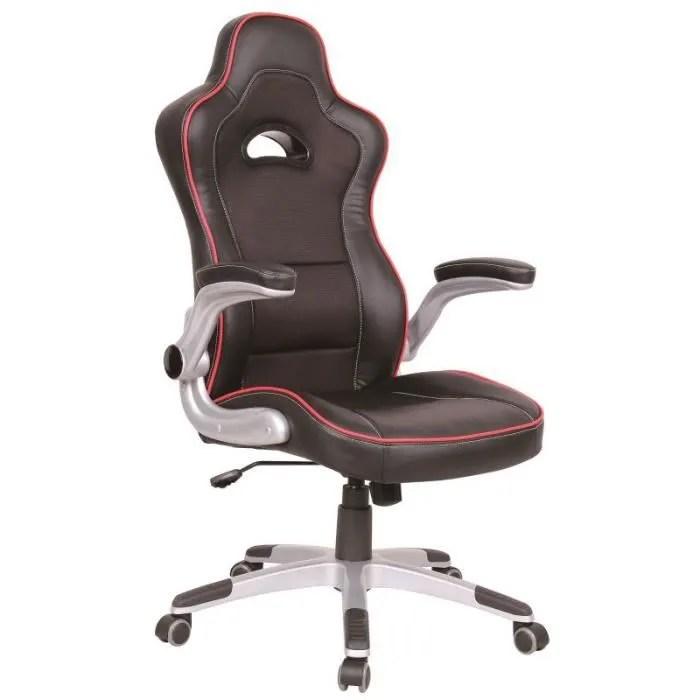 chaise de bureau fauteuil de bureau a siege baquet