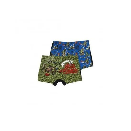 sommier tortues ninja boxers turtles garcon lot de