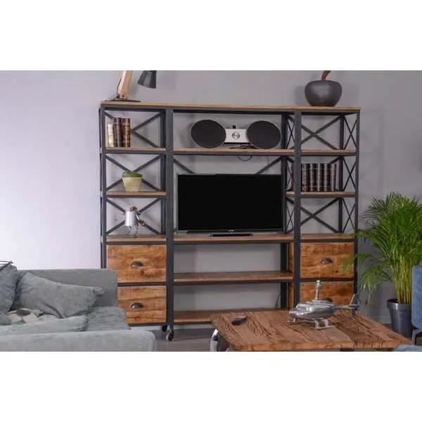 bibliotheque bibliotheque meuble tv