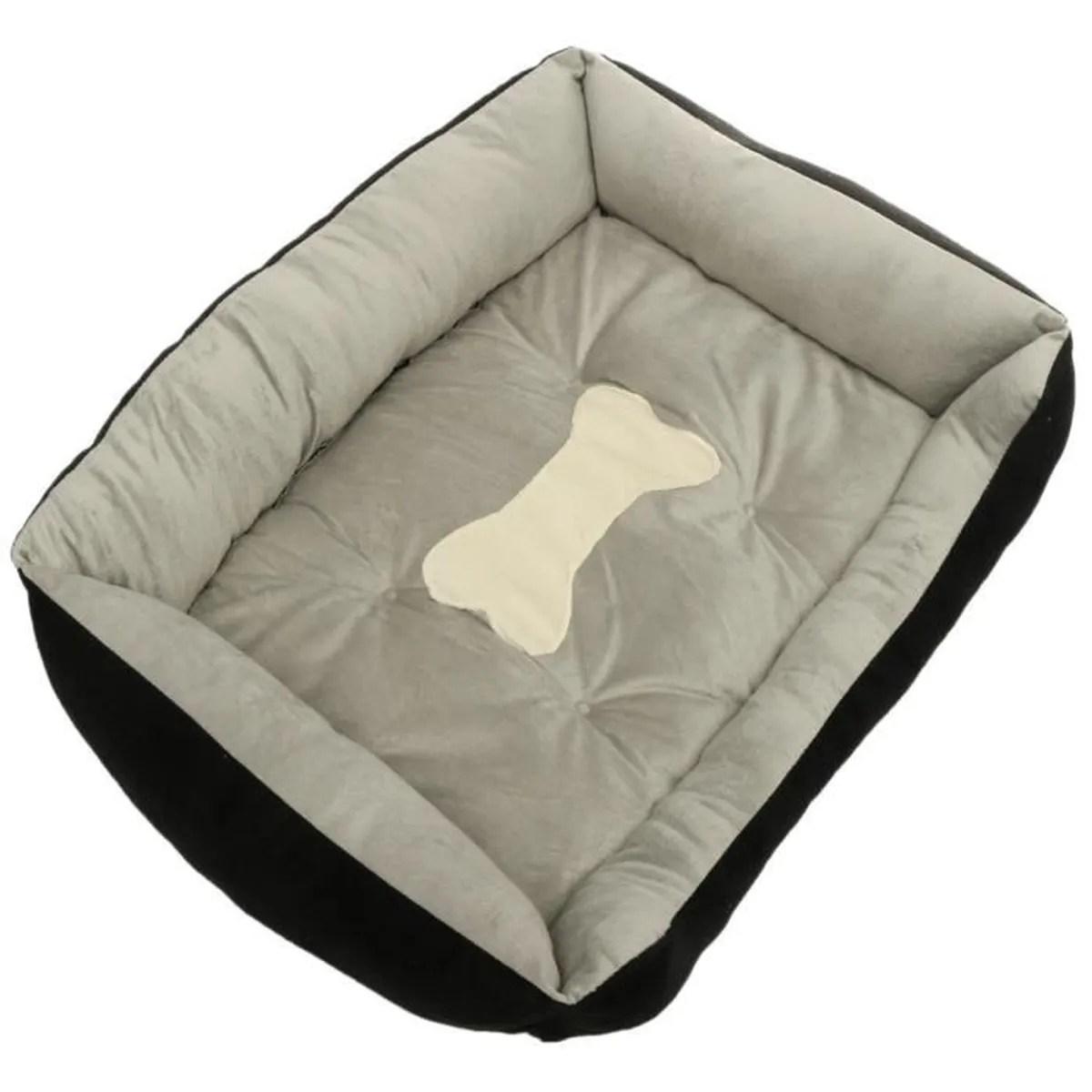 corbeille coussin matelas pour chien coussin panier couchage niche t