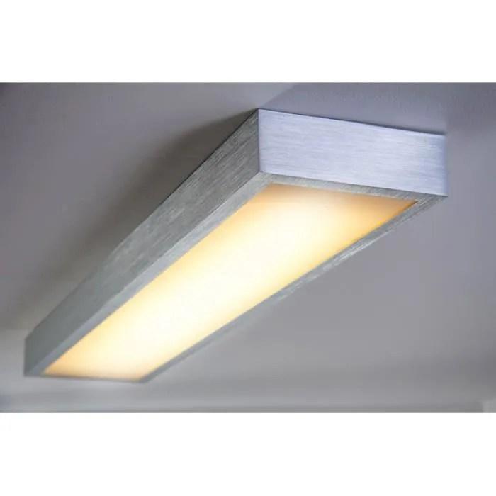 Plafonnier LED Bureau Rectangulaire Neon Luminaire Achat