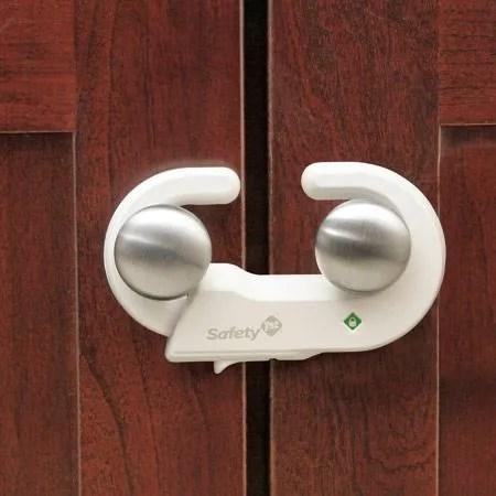 SAFETY 1ST Bloque Placard SecurTech Blanc Achat Vente