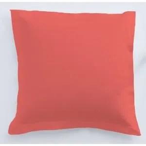 taie d oreiller taie d oreiller today 63 x 63 couleur rose