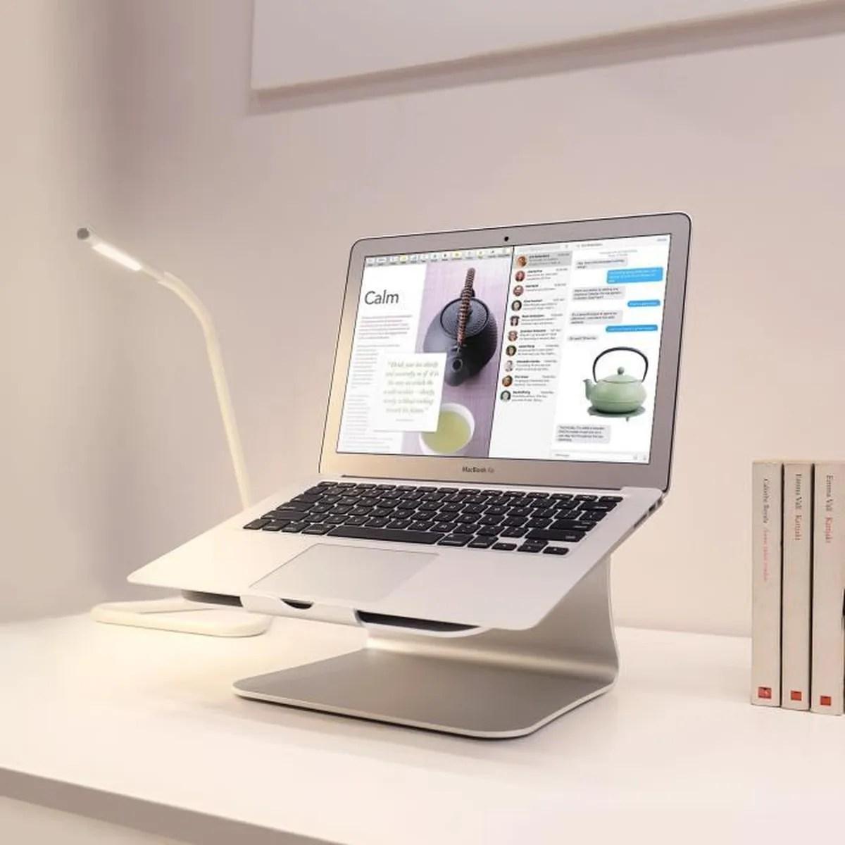 Support Dordinateur Portable Et Apple MacBook Prix Pas