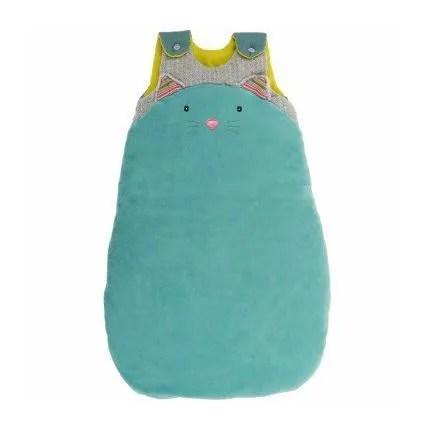 Beautiful Gigoteuse Chat Bleu Les Pachats Cm With Chambre