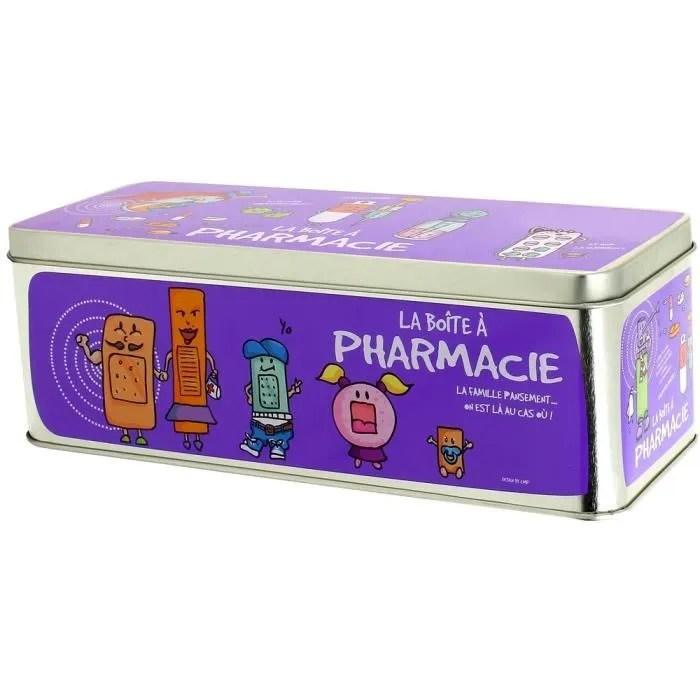 Grande Boite Pharmacie Soins Mdicaments Infirmerie