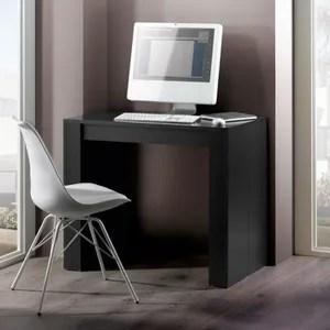 console extensible goomy console extensible style contemporain noir