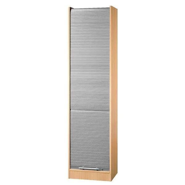 viola armoire a rideaux largeur 500 mm 4 tablet