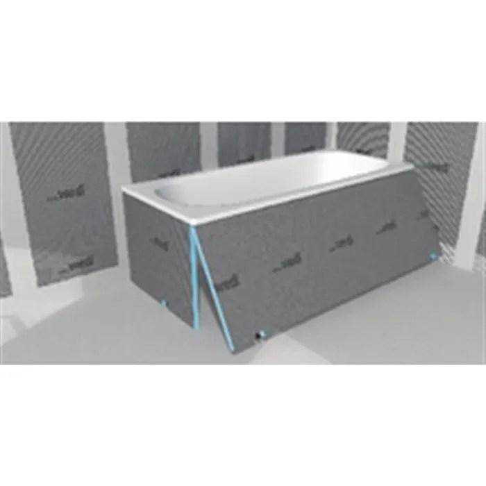 Wedi Tablier De Baignoire Wedi Bathboard 1800x600x20mm Rf