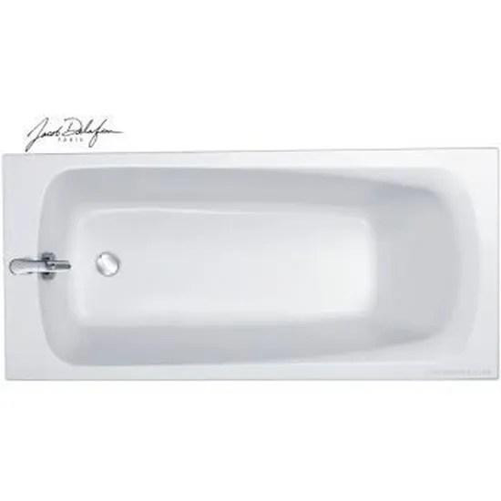 baignoire kit balneo baignoire 170x70 cm acrylique jacob delafon stil 2