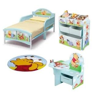 winnie pack mobilier pour chambre complete enfant
