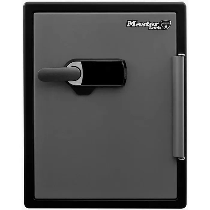 MASTER LOCK Coffre Fort De Scurit Combinaison Tactile