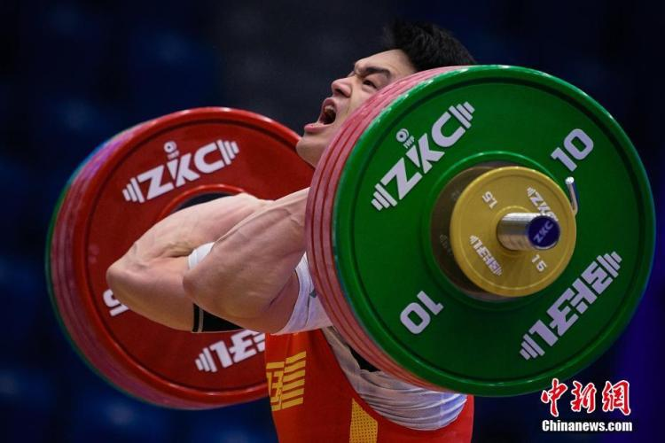 Olympic champion Shi Zhiyong: More pressure than five years ago, the goal is to win gold again