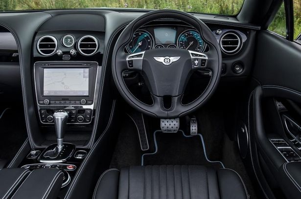 Automotive evaluate: Bentley Continental GT V8 S Coupé gtv8s 2015 0009