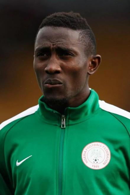 Wilfred Ndidi of Nigeria