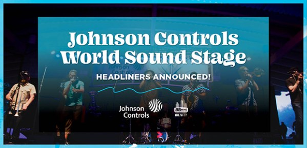 Summerfest Announces Johnson Controls World Sound Stage Headliners and Performance Dates