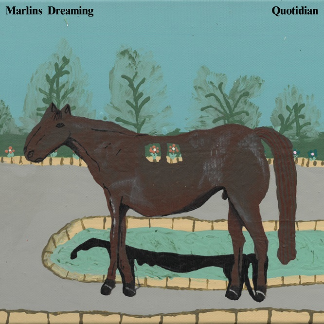 Marlin's Dreaming Quotidian cover artwork