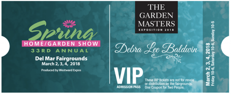 Spring Home Show tickets