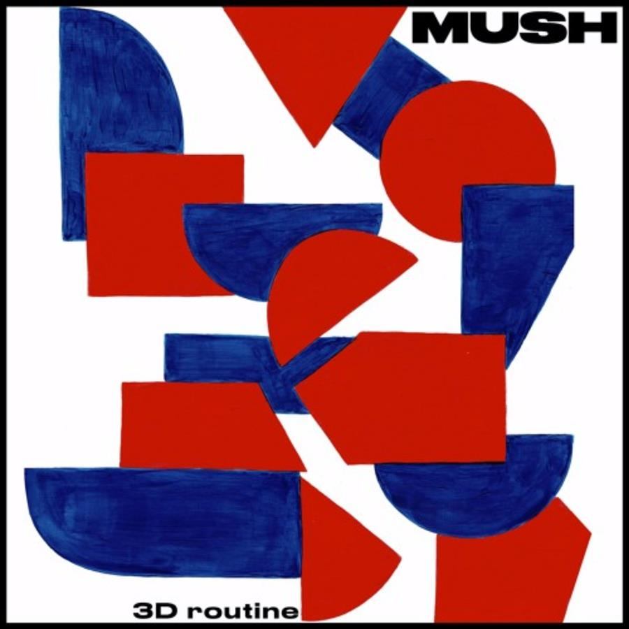Mush 3D Routine cover artwork