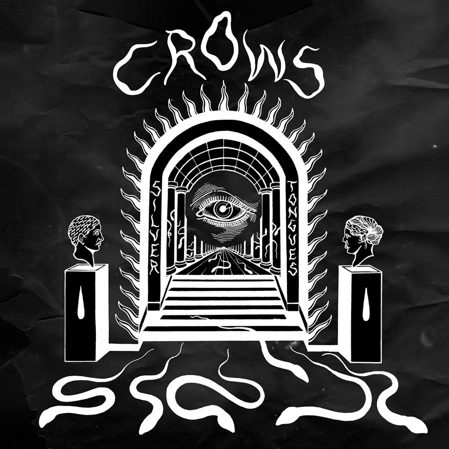 Crows Silver Tongues cover art