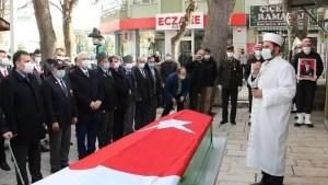 Ο Βετεράνος της Κύπρου απεστάλη στο τελευταίο του ταξίδι