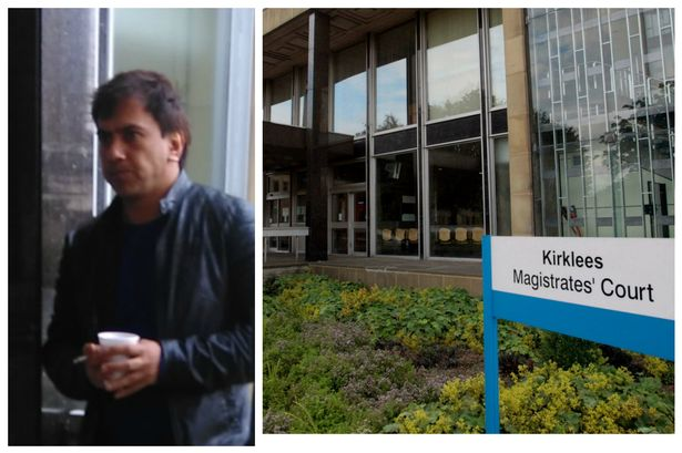 Haroon Adam at Kirklees Magistrates' Court