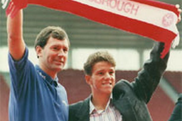 Image result for bryan robson and juninho