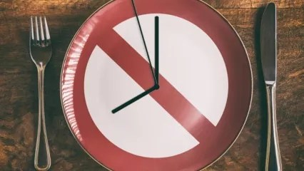 8 saat aç kalarak kilo verilir mi?