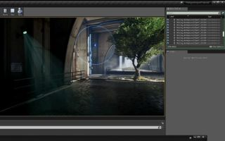 FREE Unreal Engine 4 Reactive Dynamic Water(可以实时交互的