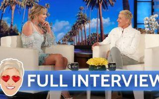 Taylor Swift`s Full Interview with Ellen【Taylor Swift 的Ellenshow 完整版】【跪求字幕制作】
