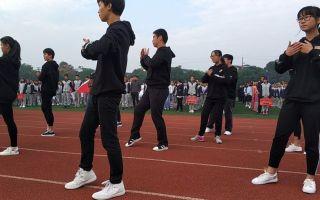 【秣陵中学/流星群】当运动会遇上宅舞......