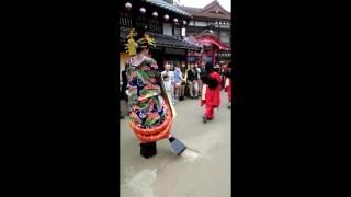 日本藝妓花魁出巡