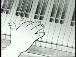 中央电视台少儿频道《2007年第二届全国少儿曲艺大赛》开始前广告(有台标版)