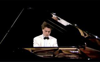 【钢琴】基辛演奏 巴赫(布索尼改编)C大调托卡塔柔板与赋格BWV 564