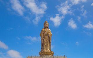 海天佛国普陀山游记, 一生要来一次普陀山, 不求富贵只求顺利