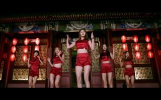 【韩国现代流行曲MV】EXID-Up&Down(中国风版)官方MV