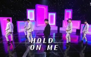 Hold On Me舞台混剪【南优铉】【INFINITE】