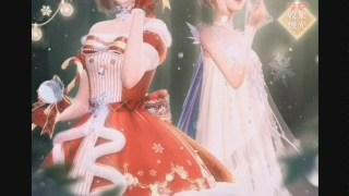【千慕酱/闪耀暖暖】闪暖圣诞阁十抽试水