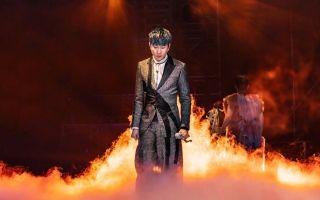 对的时间点 圣所首唱 天津站限定!!林俊杰圣所2.0世界巡回演唱会