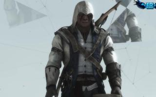 Assassin's Creed 3 Finishing Moves Compilation 高清