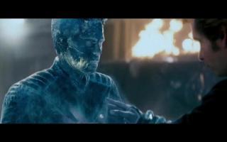 X战警3,金刚狼杀死黑凤凰