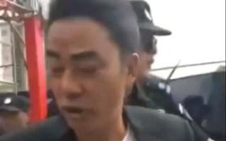 童年男神任达华在中山被一名男子刺伤送进医院
