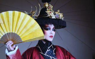中国色彩,气蕴东方,一场古典美学的视觉盛宴!