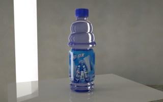 C4D建模:脉动瓶