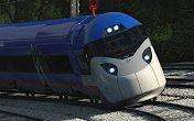 Amtrak Announces Next-Generation of High-Speed Rail  美铁公布新一代