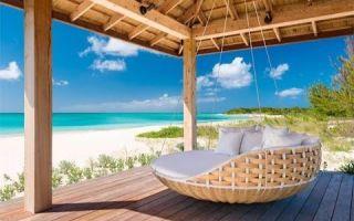 【house】The Stunning Serenity Villa in Parrot Cay(特克斯和凯科斯群岛,北美)