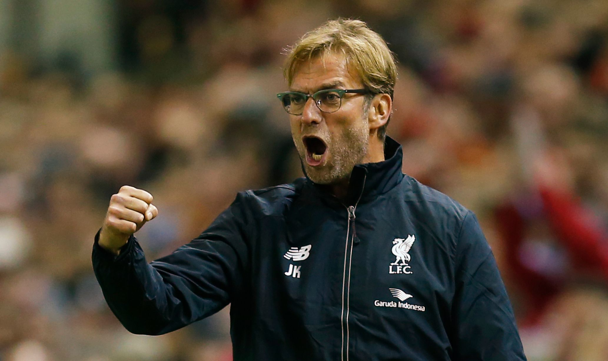 Image result for Jurgen Klopp is 'perfect man' for Liverpool manager's job