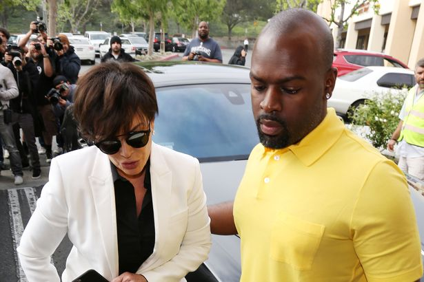 Kris Jenner and Boyfriend Corey Gamble