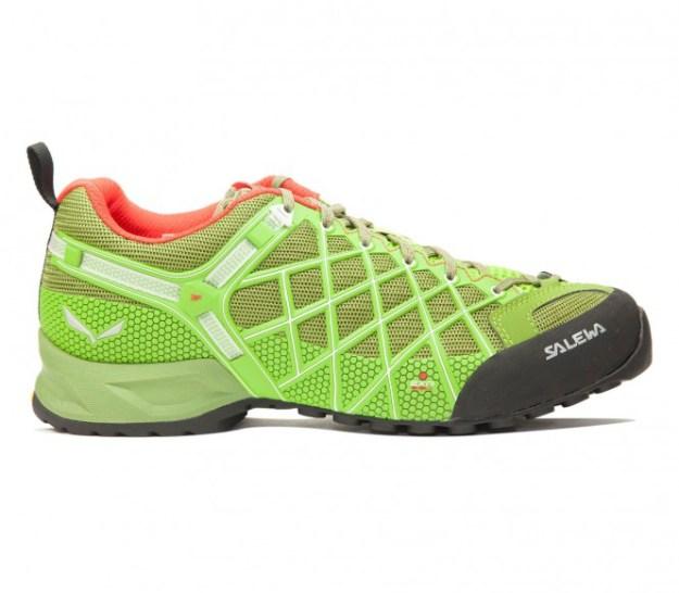 Salewa - Wildfire Vent Chaussures multisport pour hommes (vert/noir) - EU 42,5 - UK 8,5